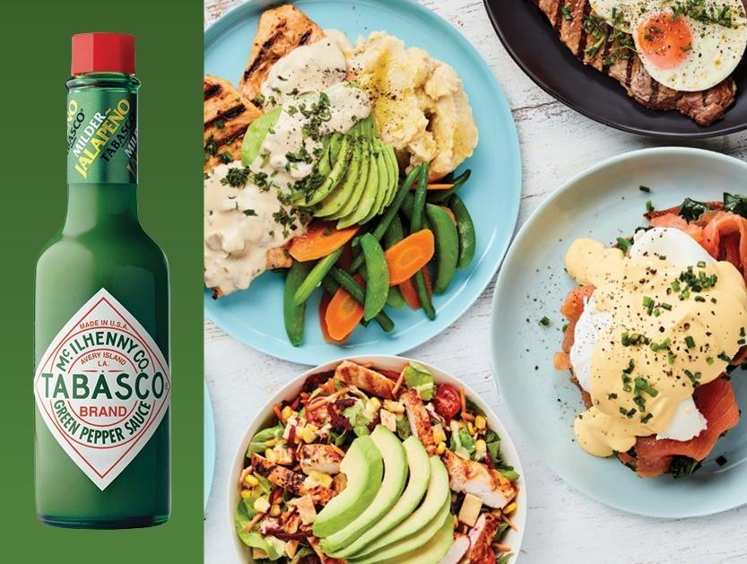 Blog: Add Extra Kick with Tabasco® Sauce!